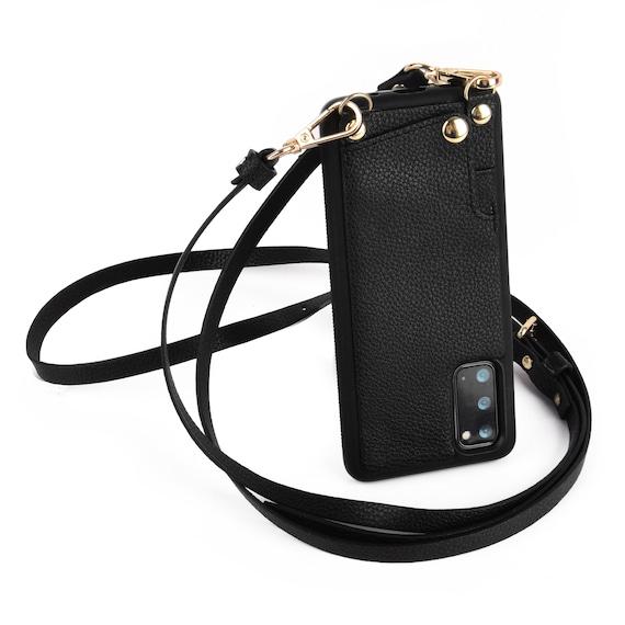 Women Leather Shoulder Crossbody Bag Phone Purse Clutch For Samsung Galaxy S20