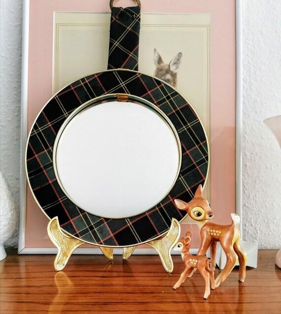 erstklassiger Spiegel mit silbernem Rahmen VANESSA