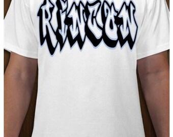 RINCÓN Puerto Rico Grafitti T-Shirt