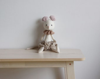 Fabric mouse
