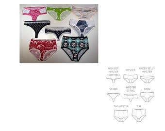 Sewing Heart Design