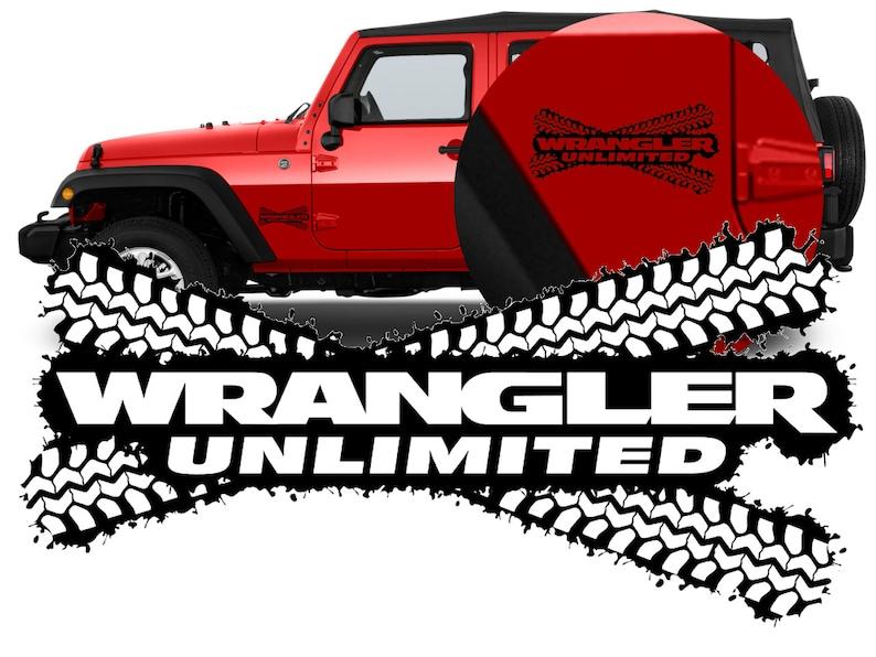 TJ XJ JK Jeep Grill Sticker Vinyl Decal CJ YJ