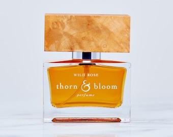 WILD ROSE natural perfume