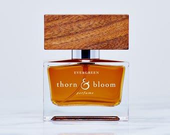 EVERGREEN natural perfume