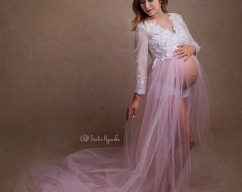 Maternity gown Natali