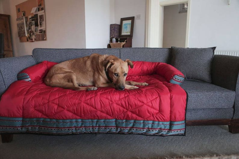 Sofa Cover-Dog Sofa Cover-Sectional Couch Cover-Sofa Cover-Water Resistant-Washable Custom Made Couch Protector-Dog Couch bed-Couch Cover