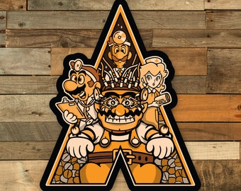 A Clockwario Orange