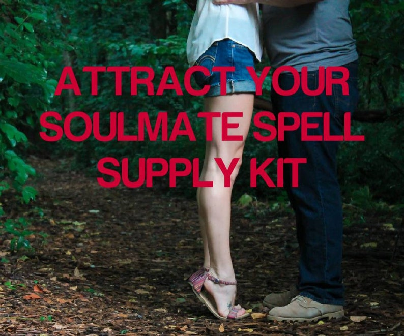 Love and relationship spell supply kit spell kit attract image 0