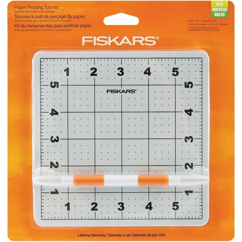 Fiskars 118860-1001 Paper Piercing Tool Kit