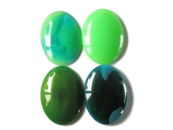 Ready to ship. Jewelry Cosplay Gems Unique Oval Cabochon Costume 70mm Resin Large Flat Back Jewel