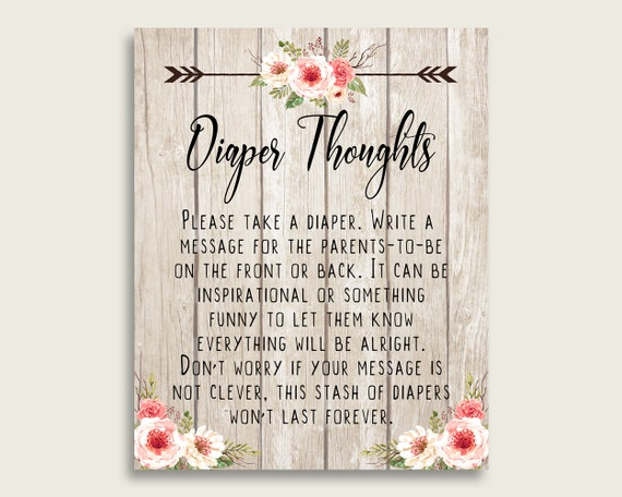 graphic about Words for the Wee Hours Free Printable named Boho Antlers Child Shower Diaper Head Printable, Lady