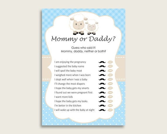 It is a photo of Guess Who Mommy or Daddy Free Printable pertaining to baby