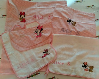 5 pieces set asylum Minnie