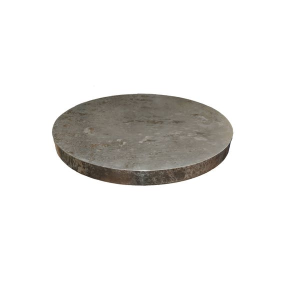 Round Zinc Table Top | Etsy