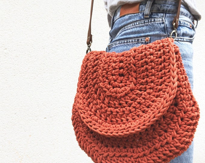Mama Moon Bag crochet pattern pdf download