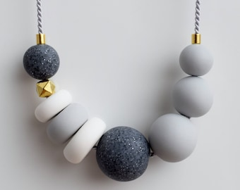 Light Gray Necklace