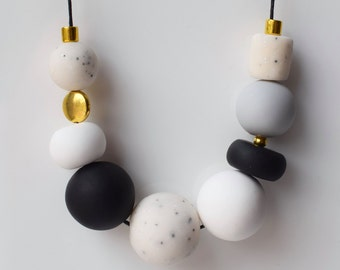 Marble Strand Necklace
