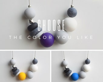 Choose YOUR Color Necklace