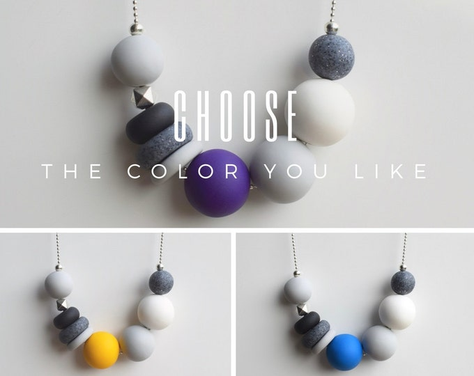 Featured listing image: Choose YOUR Color Necklace