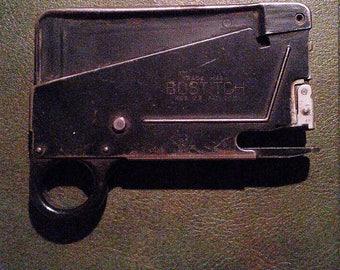 Early vintage Bostitch P1 stapler