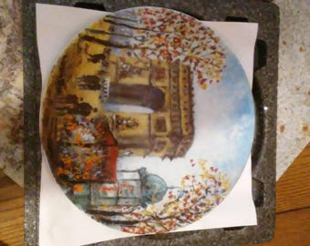 Louis Dali L Arc de Triomphe Paris france limited edition with certificate of authenticity from limited france