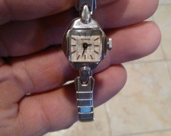 Antique royal 17 jewel art deco wristwatch for women 10k gold filled and a wittnauer 10k gold filled women's art deco watch both rare n htf