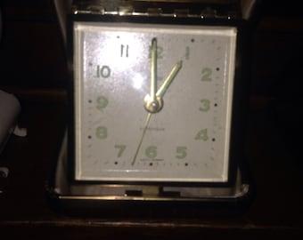 Aristocrat antique rare clock and case