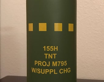 155 HE 40 oz Stainless Steel Bottle