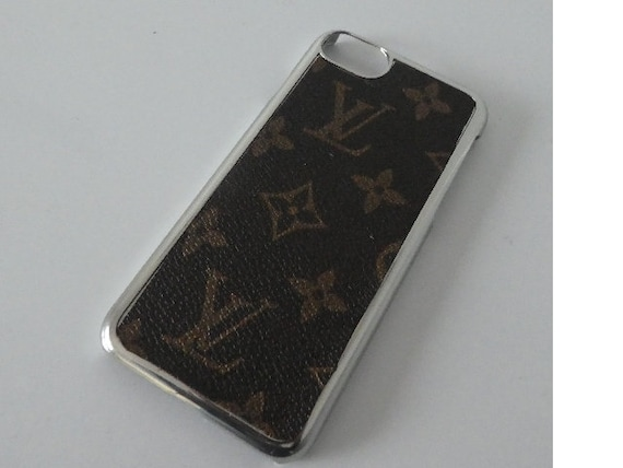 big sale db890 f995f LV Iphone cover. For Iphone 6 or 7. Covered in recycled Louis Vuitton  Monogram