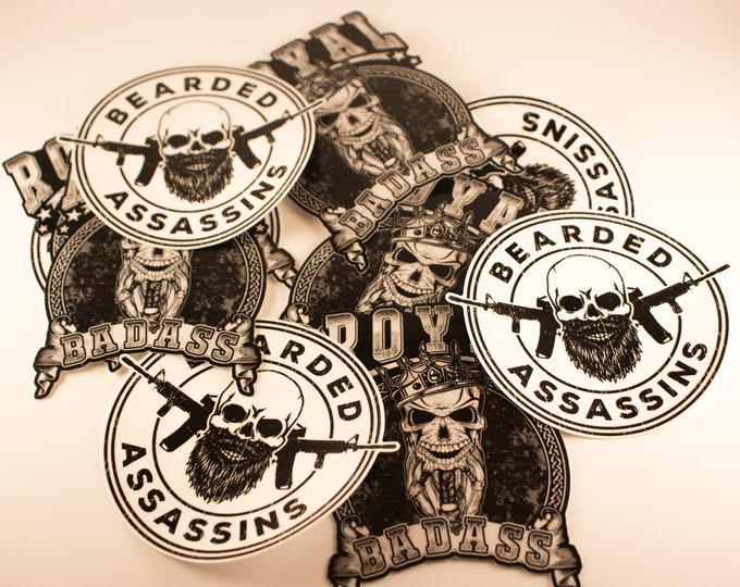 Stickers & Coasters
