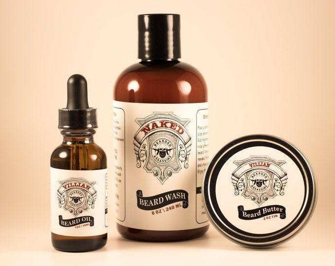 Beard Bundle Pack