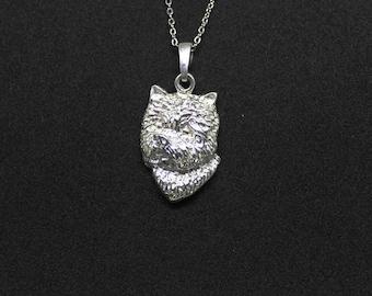 Westie jewelry necklace pendant