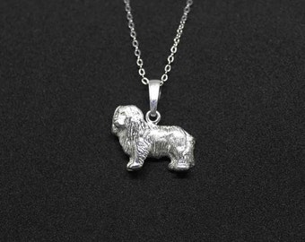 Cavalier king spaniel jewelry pendant -Sterling Silver-Personalized Pet Necklace-Dog lover gift-Custom Dog Necklace-Pet Memorial-Dog Gift