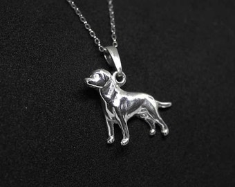 Labrador Retriever jewelry pendant-Sterling Silver-Personalized Pet Necklace-Dog lover gift-Pet Memorial