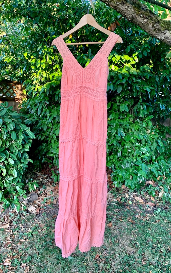 Pink Fairycore Dress