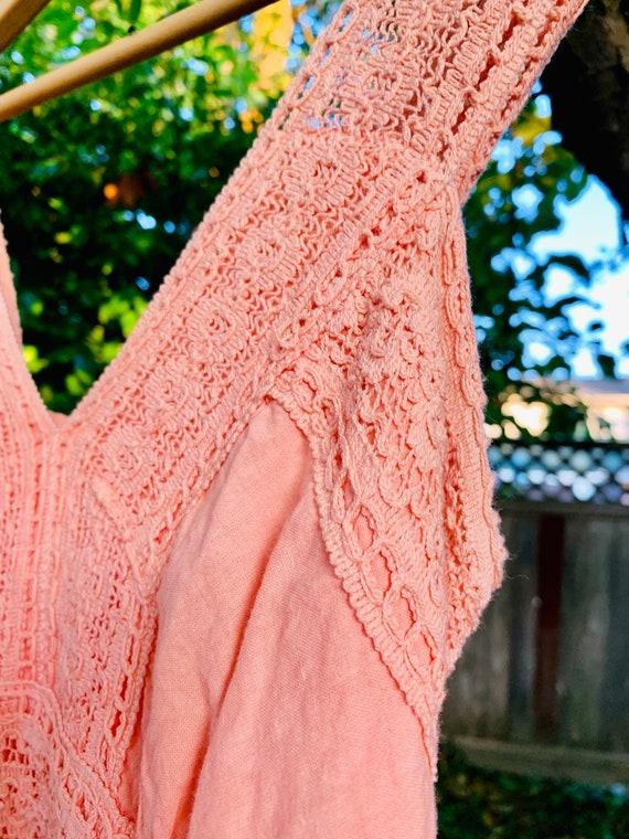 Pink Fairycore Dress - image 6