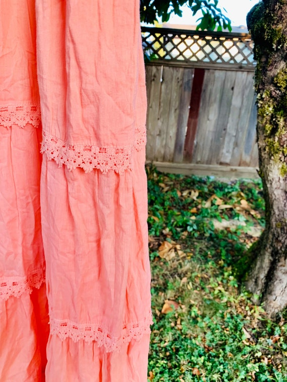 Pink Fairycore Dress - image 5