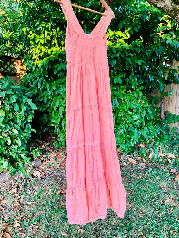 Pink Fairycore Dress - image 3