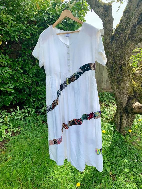 Patchwork Dress - image 3