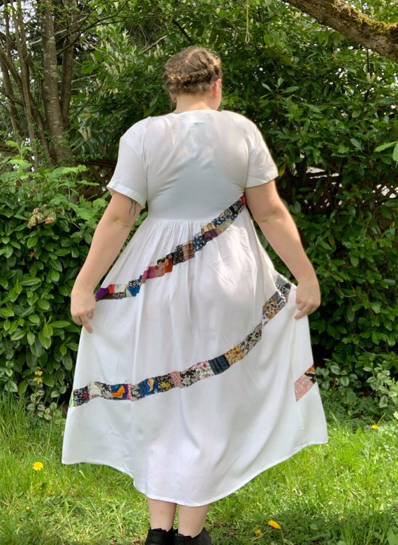 Patchwork Dress - image 2