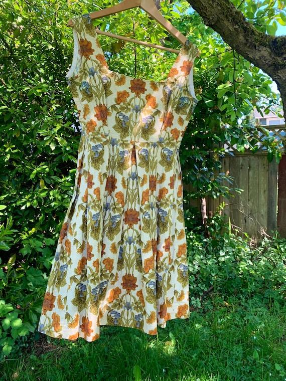Cottagecore Handmade Dress
