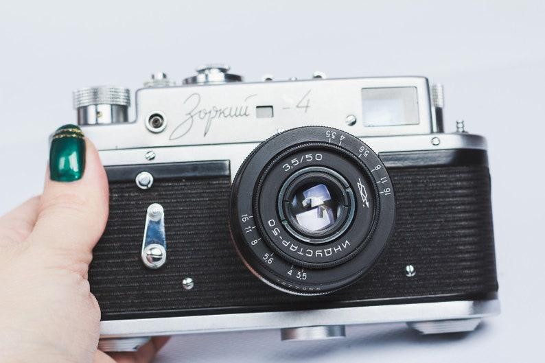 Zorki kamera entfernungsmesser film kamera objektiv industar etsy