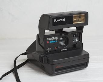 Polaroid Close Up 636 Polaroid Camera AUTO FOCUS Vintage Camera Retro Camera Christmas xmas gift for photographer Gift for him film 600
