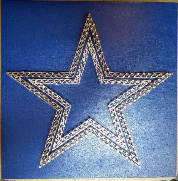 Dallas Cowboys String Art  f46846772