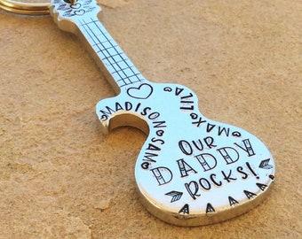 Guitar bottle opener | Etsy