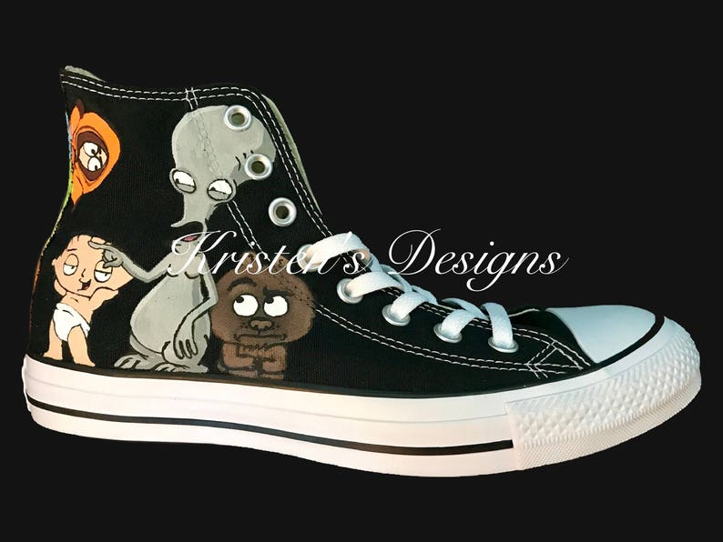 289b4fedc0aeb Adult Show Shoes - American Dad - Southpark - Family guy - Brickleberry
