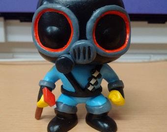 Custom Pyro (Blue) Team Fortress 2