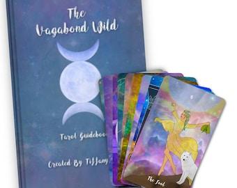 The Vagabond Wild Tarot Deck + Guidebook