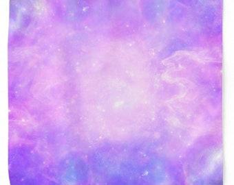 Pastel Galaxy Reading Cloth
