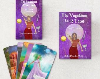 The Vagabond Wild Tarot 3rd Edition Card Deck